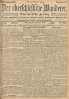 Der Oberschlesische Wanderer, 1904, Jg. 77, No. 287