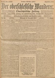 Der Oberschlesische Wanderer, 1904, Jg. 77, No. 298