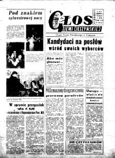 Głos Ziemi Cieszyńskiej, 1957, Nry 1-50