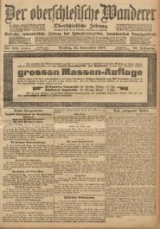 Der Oberschlesische Wanderer, 1907, Jg. 80, Nr. 220