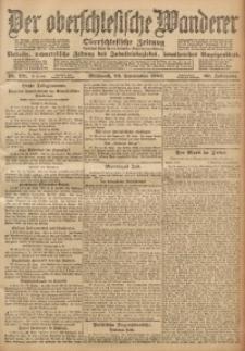 Der Oberschlesische Wanderer, 1907, Jg. 80, Nr. 221