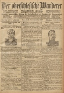 Der Oberschlesische Wanderer, 1907, Jg. 80, Nr. 224