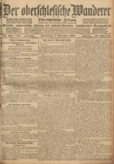 Der Oberschlesische Wanderer, 1907, Jg. 80, Nr. 257
