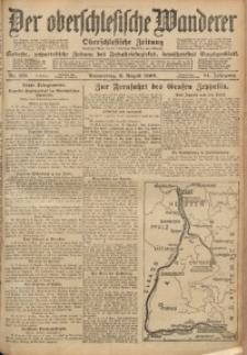 Der Oberschlesische Wanderer, 1908, Jg. 81, Nr. 179