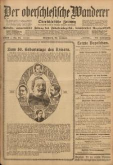 Der Oberschlesische Wanderer, 1909, Jg. 82, No. 21