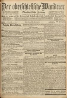 Der Oberschlesische Wanderer, 1909, Jg. 82, No. 43