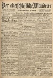 Der Oberschlesische Wanderer, 1909, Jg. 82, No. 98