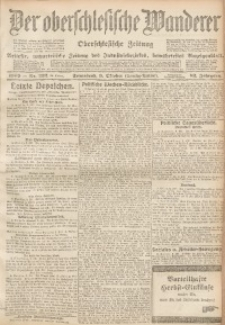 Der Oberschlesische Wanderer, 1909, Jg. 82, No. 232