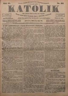 Katolik, 1911, R. 44, nr 63