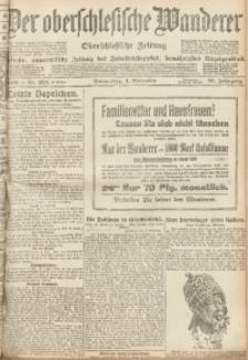 Der Oberschlesische Wanderer, 1909, Jg. 82, No. 253