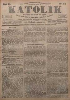 Katolik, 1911, R. 44, nr 65