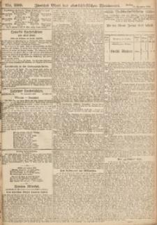 Der Oberschlesische Wanderer, 1909, Jg. 82, No. 299