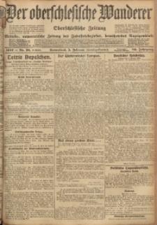 Der Oberschlesische Wanderer, 1910, Jg. 83, Nr. 28