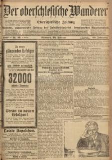 Der Oberschlesische Wanderer, 1910, Jg. 83, Nr. 43