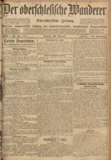 Der Oberschlesische Wanderer, 1910, Jg. 83, Nr. 45