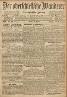 Der Oberschlesische Wanderer, 1910, Jg. 83, Nr. 79