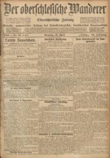 Der Oberschlesische Wanderer, 1910, Jg. 83, Nr. 88