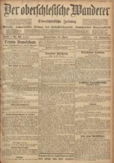 Der Oberschlesische Wanderer, 1910, Jg. 83, Nr. 90