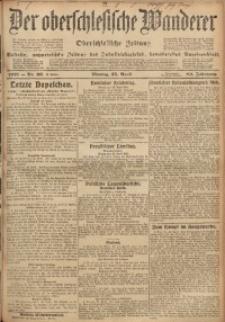Der Oberschlesische Wanderer, 1910, Jg. 83, Nr. 93