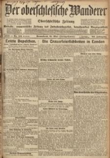 Der Oberschlesische Wanderer, 1910, Jg. 83, Nr. 114