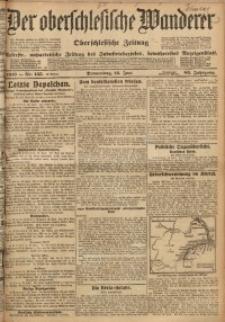Der Oberschlesische Wanderer, 1910, Jg. 83, Nr. 135