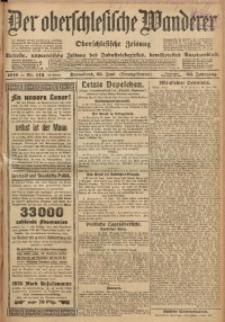Der Oberschlesische Wanderer, 1910, Jg. 83, Nr. 143