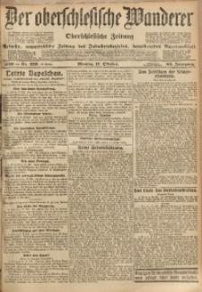 Der Oberschlesische Wanderer, 1910, Jg. 83, Nr. 239
