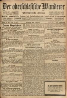 Der Oberschlesische Wanderer, 1910, Jg. 83, Nr. 245
