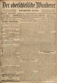 Der Oberschlesische Wanderer, 1910, Jg. 83, Nr. 247