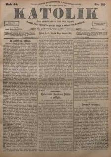 Katolik, 1911, R. 44, nr 99
