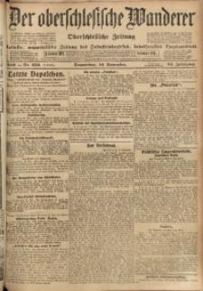 Der Oberschlesische Wanderer, 1910, Jg. 83, Nr. 259