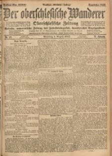 Der Oberschlesische Wanderer, 1905, Jg. 78, No. 173