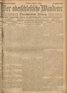 Der Oberschlesische Wanderer, 1905, Jg. 78, No. 181