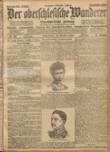 Der Oberschlesische Wanderer, 1905, Jg. 78, No. 235