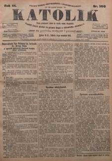 Katolik, 1911, R. 44, nr 108