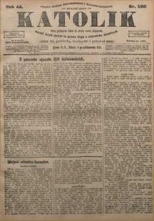 Katolik, 1911, R. 44, nr 120