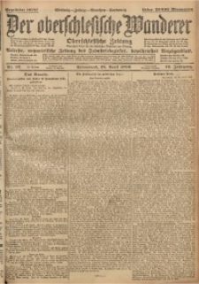 Der Oberschlesische Wanderer, 1906, Jg. 79, Nr. 97