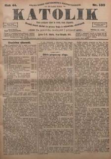 Katolik, 1911, R. 44, nr 135