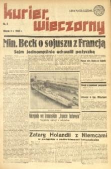 Kurier Wieczorny, 1937, nr 5