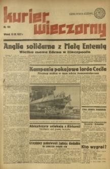 Kurier Wieczorny, 1937, nr 101