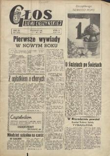 Głos Ziemi Cieszyńskiej, 1959, Nry 1-17, 19-24, 26-36, 38-51/52