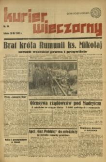 Kurier Wieczorny, 1937, nr 98