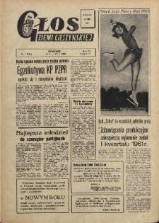 Głos Ziemi Cieszyńskiej, 1961, Nry 1-51/52