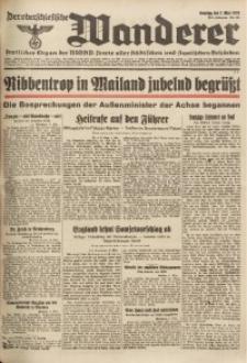Der Oberschlesische Wanderer, 1939, Jg. 112, Nr. 124