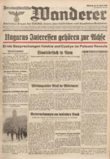 Der Oberschlesische Wanderer, 1939, Jg. 112, Nr. 107