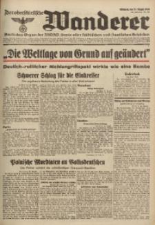 Der Oberschlesische Wanderer, 1939, Jg. 112, Nr. 231