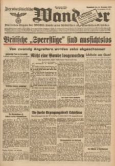 Der Oberschlesische Wanderer, 1939, Jg. 112, Nr. 346