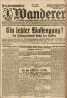 Der Oberschlesische Wanderer, 1921, Jg. 94, Nr. 238