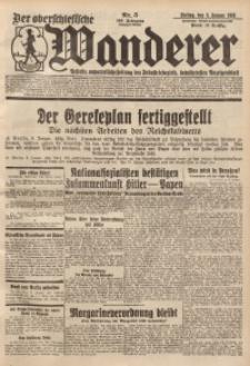 Der Oberschlesische Wanderer, 1933, Jg. 105, Nr. 5