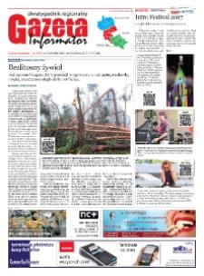 Gazeta Informator : dwutygodnik regionalny. R. 12, nr 15 (242).